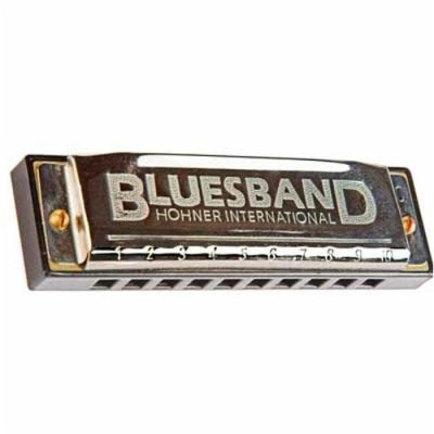 Bluesband Harmonica_Stocking Stuffers for Men under $10