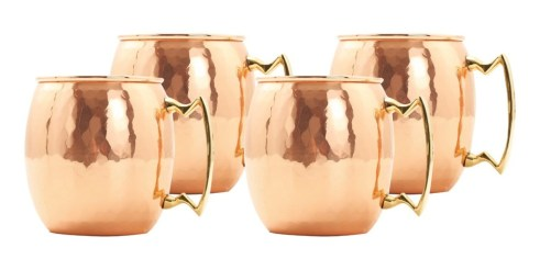 Copper Mug_Stocking Stuffers for Men Who enjoy a Good Drink