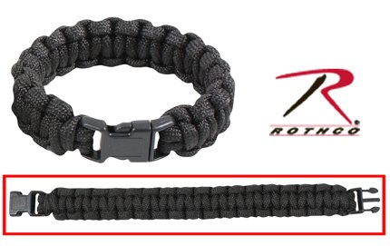Military Paracord Bracelet_Stocking Stuffers for Men under $5