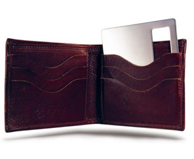 Wallet Bottle Opener_Stocking Stuffers for Men under $10