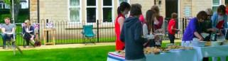 Menston Hall Jubilee 'Big Lunch' 3