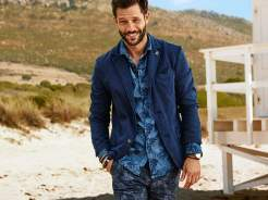 Desigual Lookbook SS15 For Men (4)