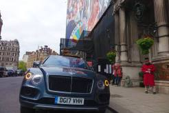 DinnerbyHeston Knightsbridge London Bentley Bentayga MenStyleFashion 1