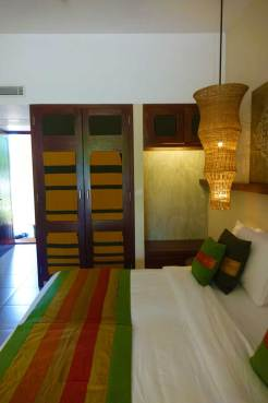 Sunrise By Jetwing Sri Lanka Hotel Review - the bedroom