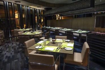Azur Restaurant - Breakfast area