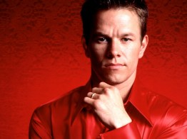 mark wahlberg in Red Shirt