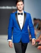 Blue Velvet Fine Suit