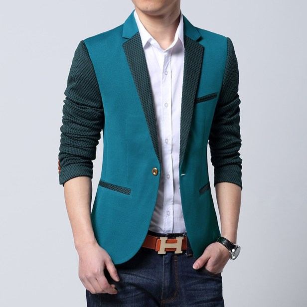 spring-2014-new-splicing-man-fashion-casual-stylish-blazers-for-mens-slim-fit-jackets-for-men
