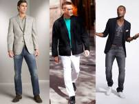 10 Trousers with blazer
