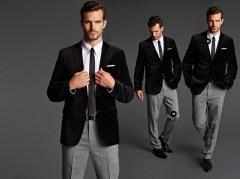 2 Trousers with blazer