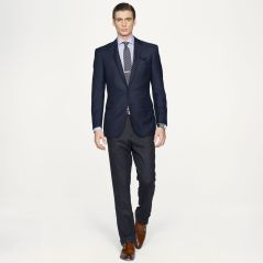 4 Trousers with blazer