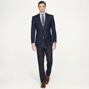 4 Trousers with blazer