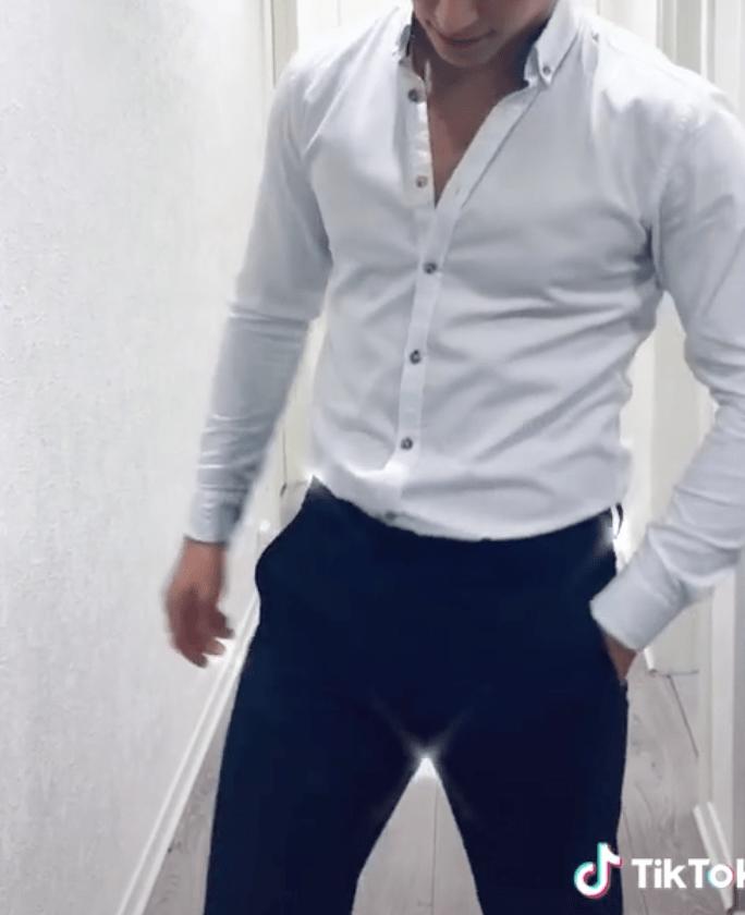 TikTok ban men's fashion