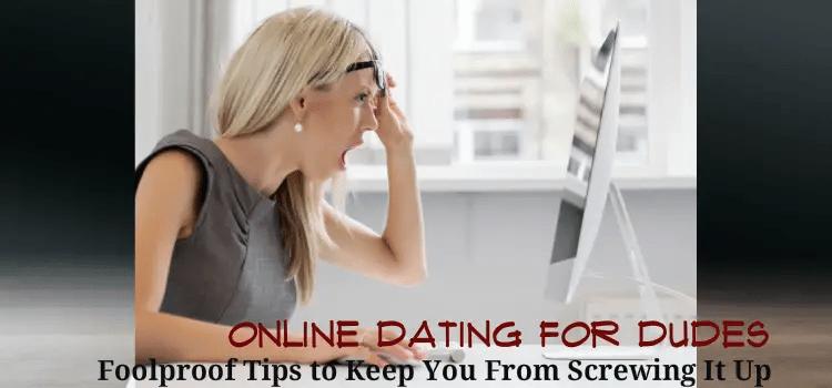 online dating tips for men
