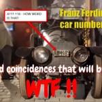 weird coincidences