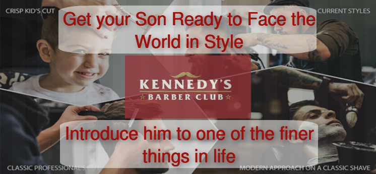 Kennedy's Barber Clubs