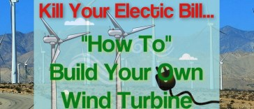 alternative energy wind turbine