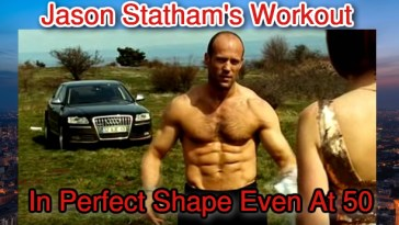 Jason Statham's workout regime
