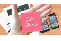 目標設定 方法 ノート 書き方
