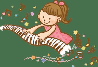 ピアノを弾くスキル