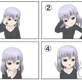 なだめ行動2