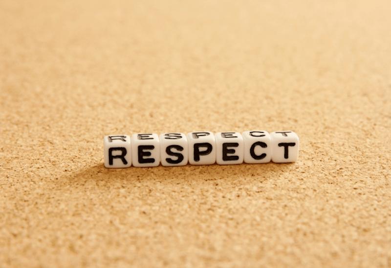 respect・尊敬