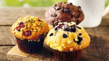 Healthy and delicious muffins recipe