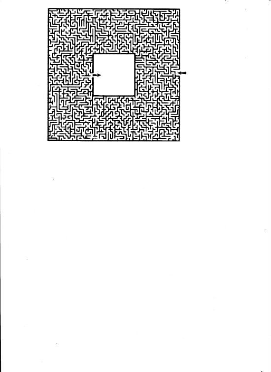 лабиринты 018