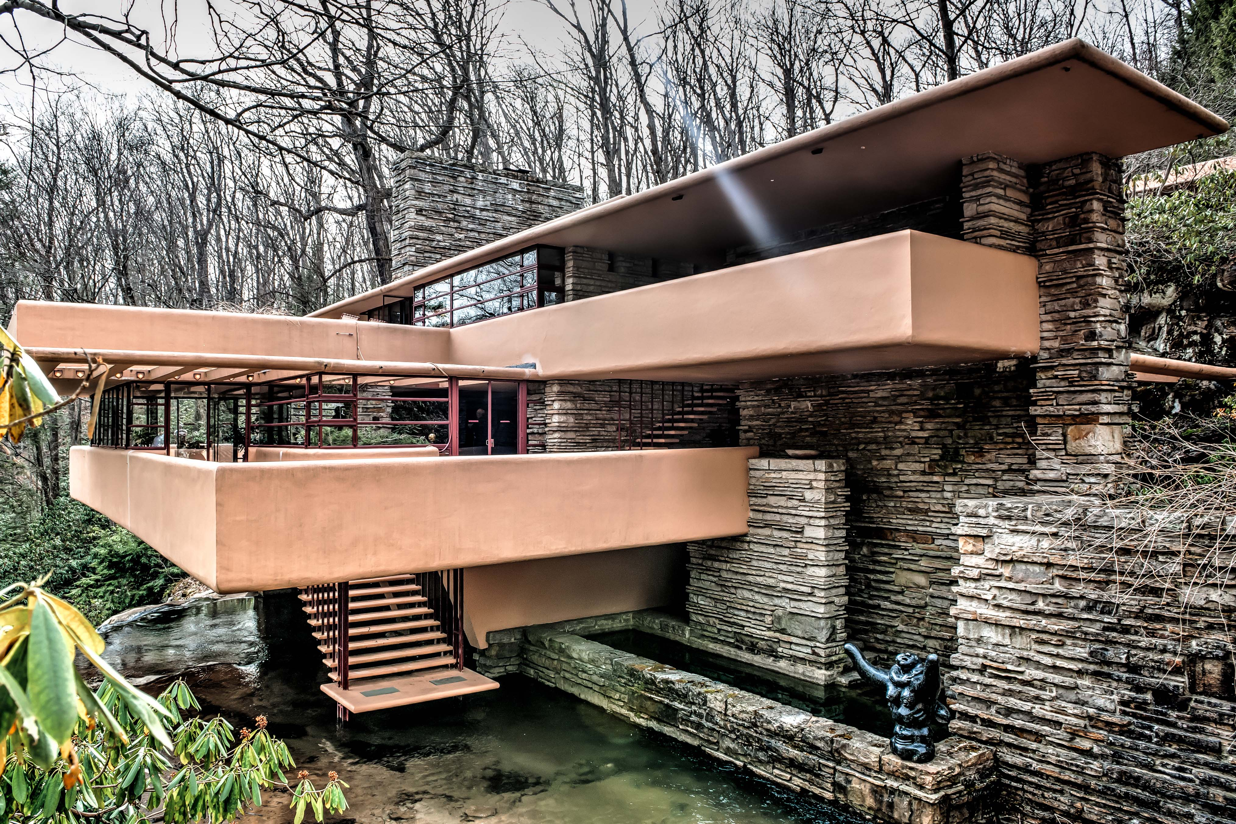 12 Facts About Frank Lloyd Wright S Fallingwater