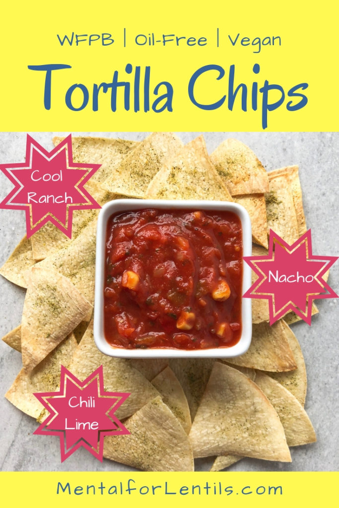 Tortilla chips surrounding bowl of salsa