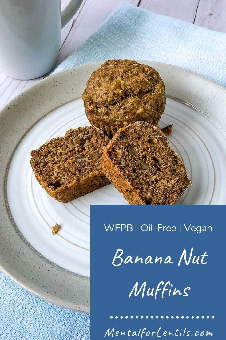 Banana nut muffin pin image 2