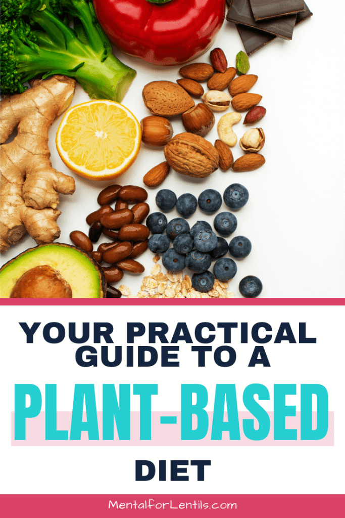 Ultimate guide to a plant-based diet pin image 4