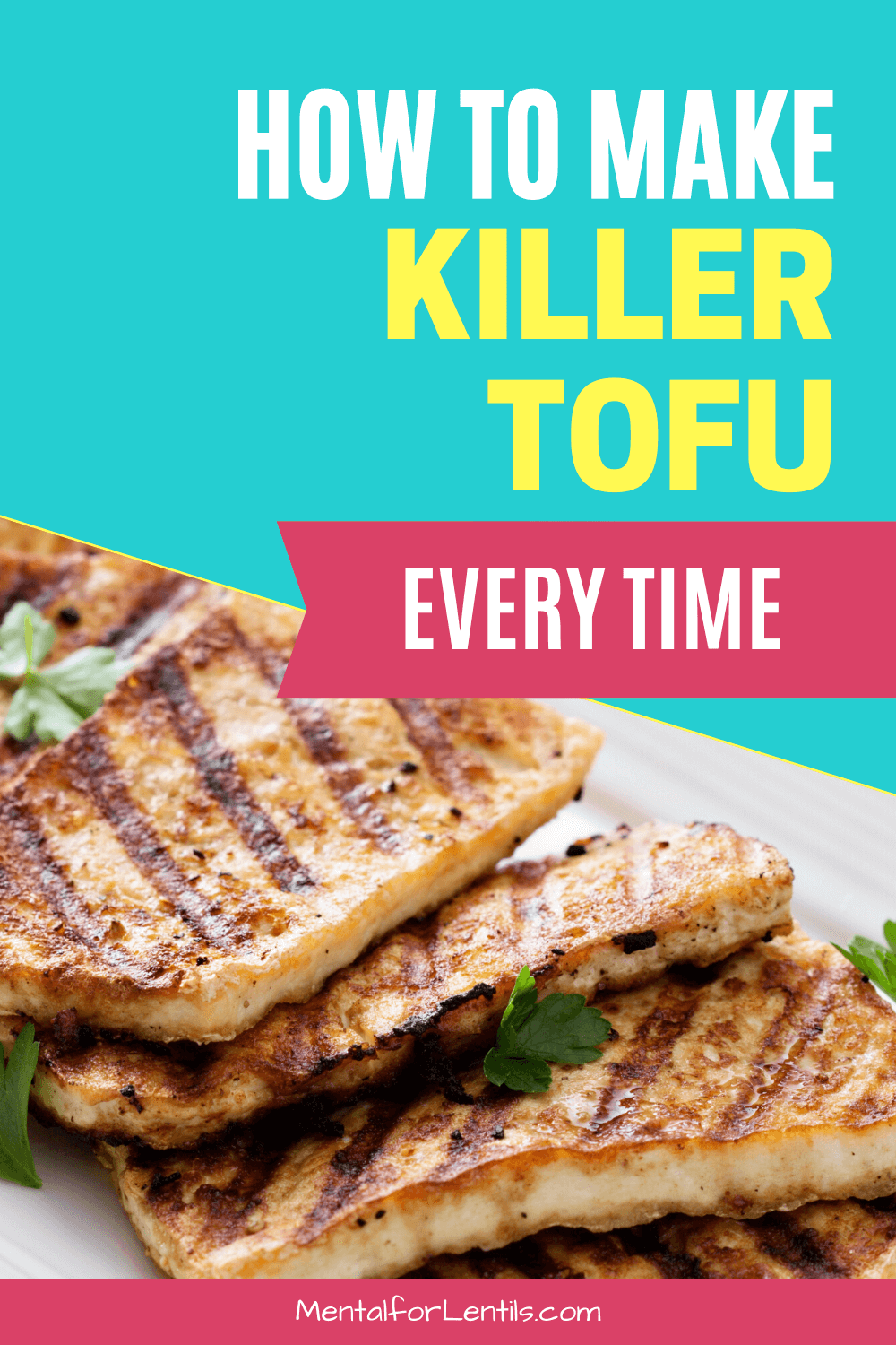 cooking with tofu pin image 2