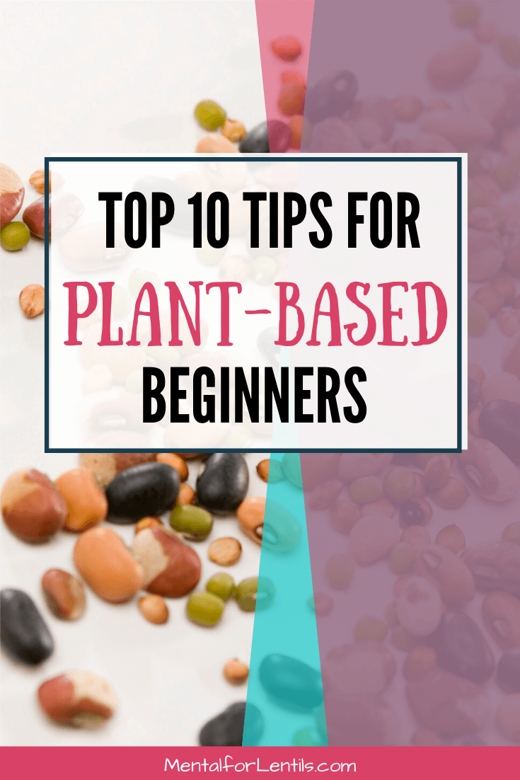 tips to transition to a plant based diet pin 2