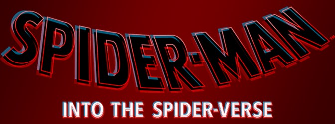 Spider-Man Into the Spider Verse Logo