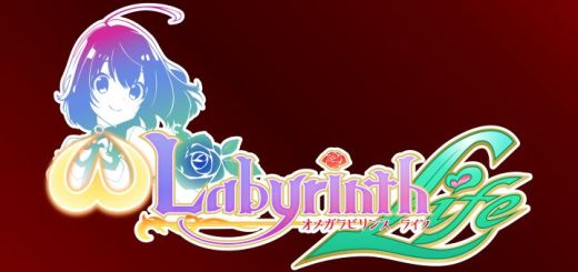 Omega Labyrinth Life Logo