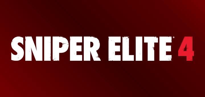 Sniper Elite 4 Logo