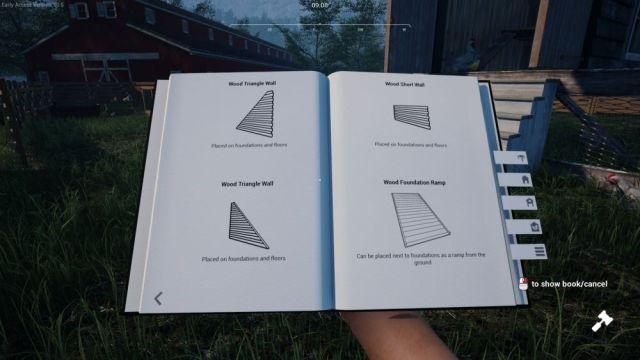 Ranch Simulator Construction Book