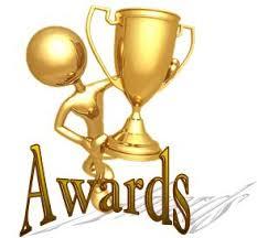 Gold trophy - awards