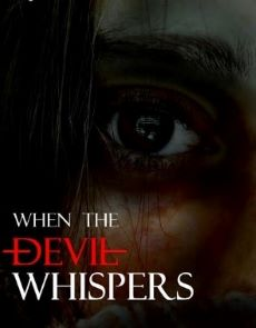 When the devil whispers - book cover Ajinkya Bhasme