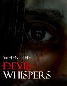 When the devil whispers - book cover Ajinkya Bhasme
