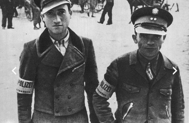 The Jewish Ghetto Police & Today's Peer Professional: A Psychology of Complicity