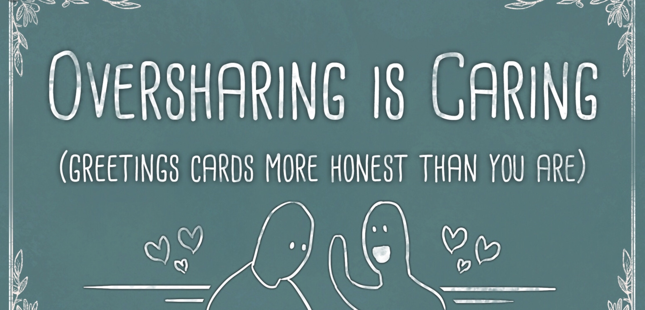 When is sharing too much? Is oversharing a real thing?🗣