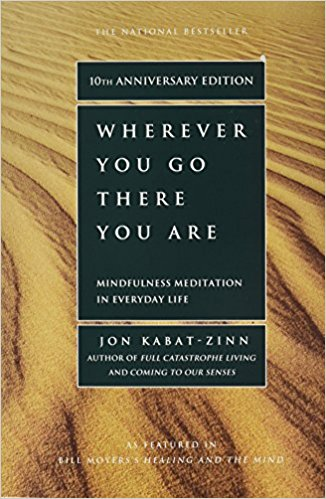 Book cover: Wherever you go there you are