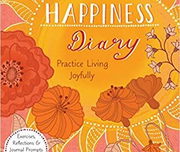 The Happiness Diary by Barbara Kipfer book cover