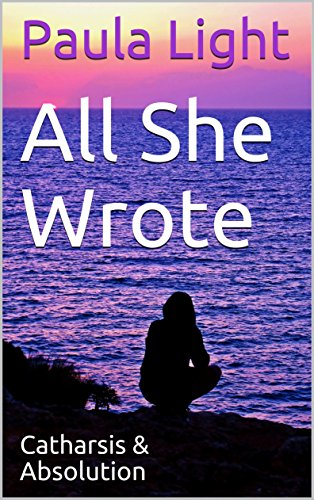 Book cover: All She Wrote by Paula Light