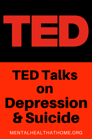 Mental Health @ Home - TED Talks on depression and suicide
