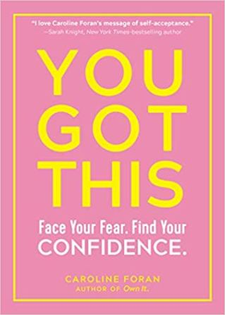 Book cover: You Got This by Caroline Foran