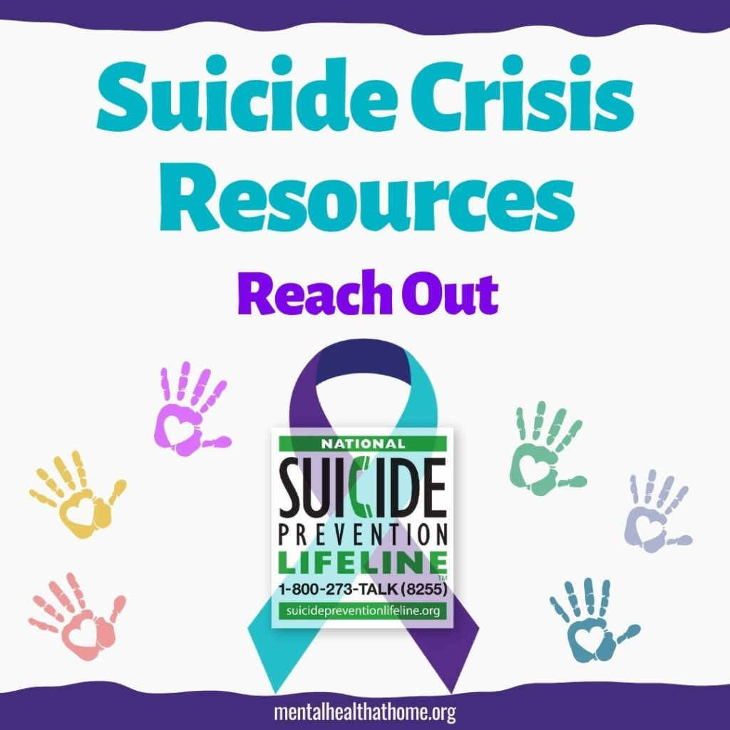Suicide crisis resources – reach out