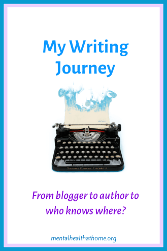 My writing journey: from blogger to author to who knows where?
